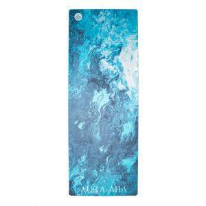 Aura mia yoga mats - The sea on the shore
